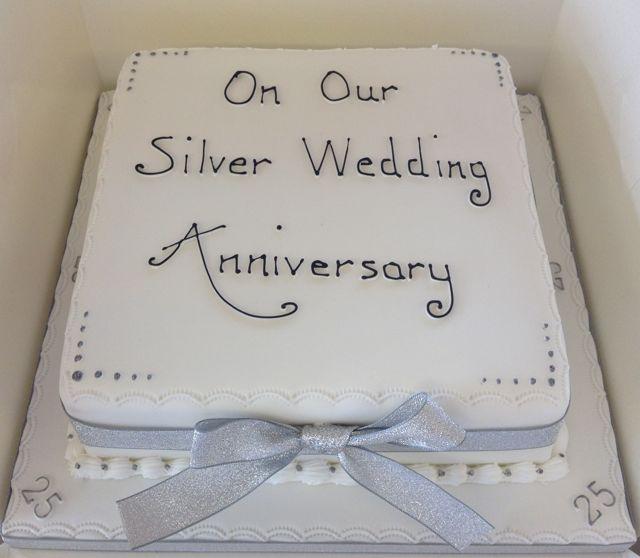 Anniversary Cakes Rathbones Bakery Upholland
