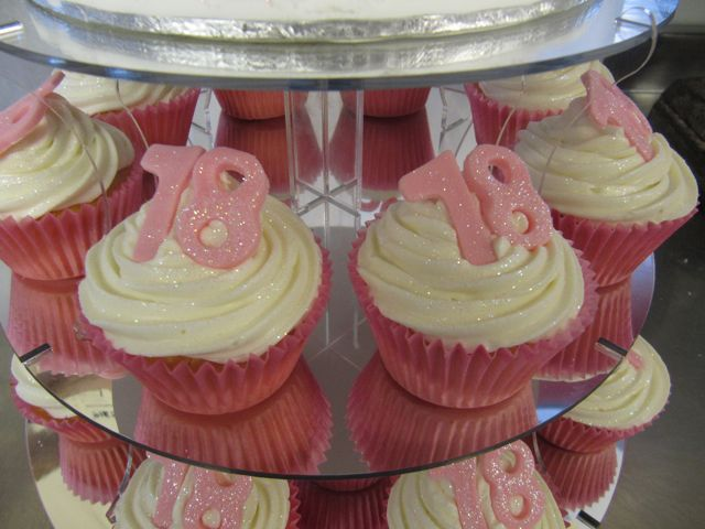 Cup Cakes Rathbones Bakery Upholland